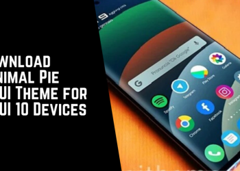 Download Minimal Pie EMUI Theme for EMUI 10 Devices