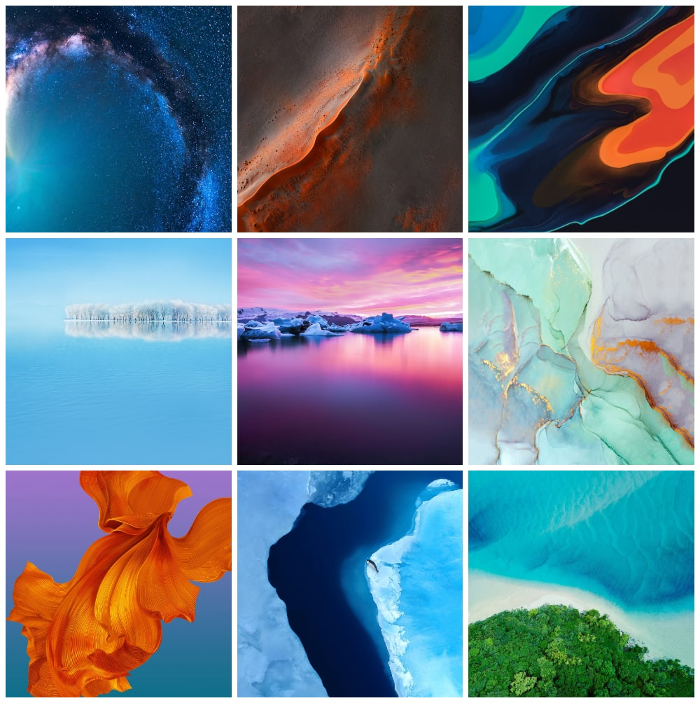 Huawei Mate XS Wallpapers