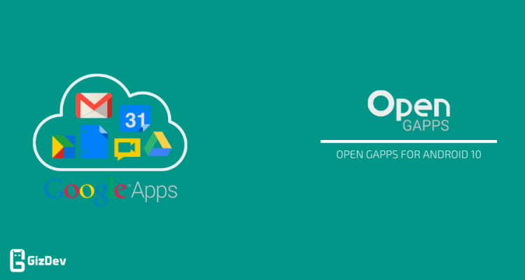 Download Open Gapps for Android 10