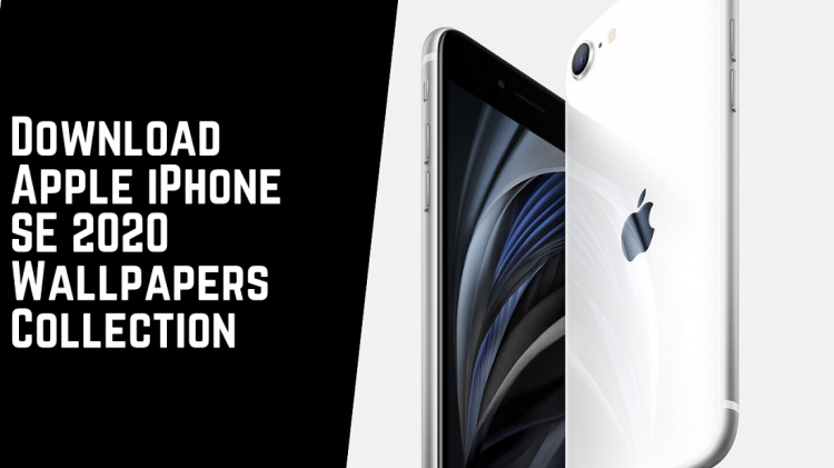Apple iPhone SE 2020 Wallpapers, Apple iPhone 2020 Stock Wallpapers