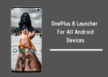 Download OnePlus Launcher APK For All Android Devices