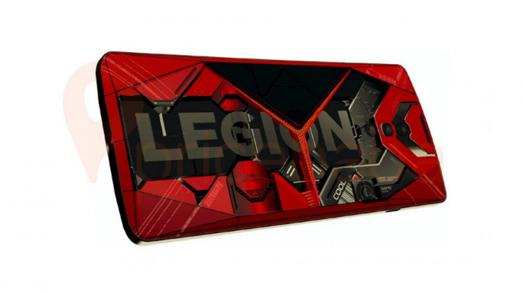 Lenovo Legion Gaming Phone To Support 90W Insane Charge Support