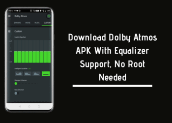 Dolby Atmos APK For Android Without Root