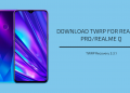 TWRP Recovery For Realme 5 Pro-Realme Q