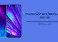 TWRP Recovery For Realme 5 RMX1911