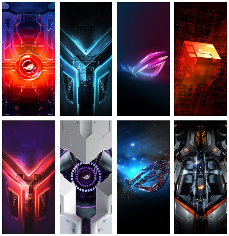 Asus ROG Phone 3 Wallpapers