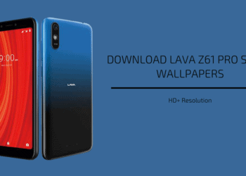 Lava Z61 Pro Stock Wallpapers