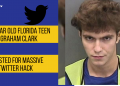 17 Year Old Florida Teen Graham Clark Arrested For Massive Twitter Hack