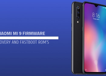Download Xiaomi Mi 9 Firmware Recovery Rom
