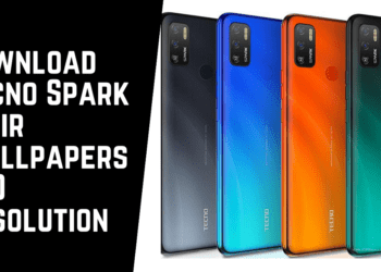 Download Tecno Spark 5 Air Wallpapers FHD Resolution
