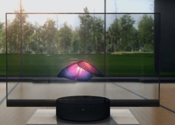Xiaomi Released the World's First Transparent TV at $7200