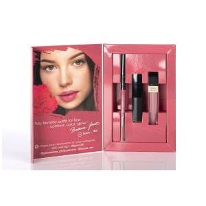 Glamore Cosmetics 3 Piece Lip Kits 7