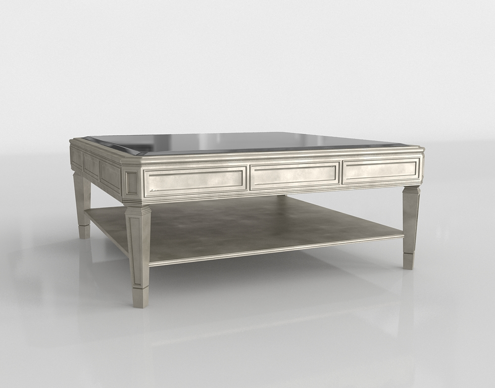 3d Coffee Table Z Gallerie Empire Glancing Eye
