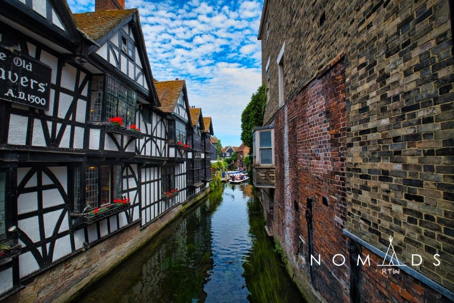 Canterbury - beautiful little towns