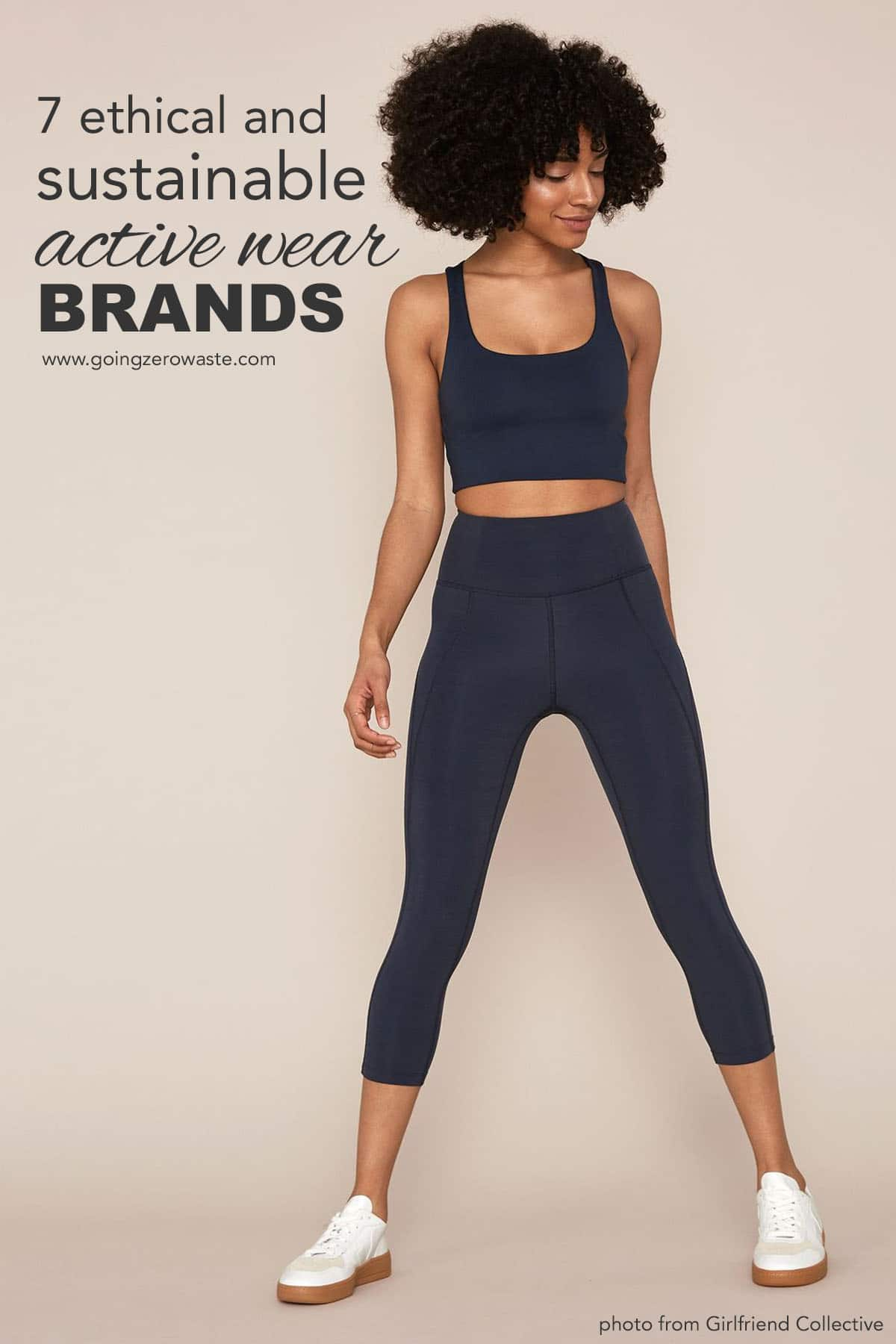 9 Ethical And Sustainable Athletic Wear Brands Going Zero Waste