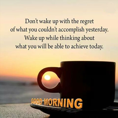 Inspirational Morning Quotes 6