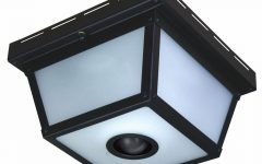 Outdoor Motion Detector Ceiling Lights