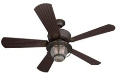 Outdoor Ceiling Fans with Remote Control Lights