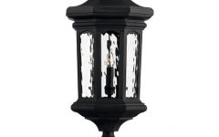 Verne Oil Rubbed Bronze 11.75'' H Beveled Glass Outdoor Wall Lanterns