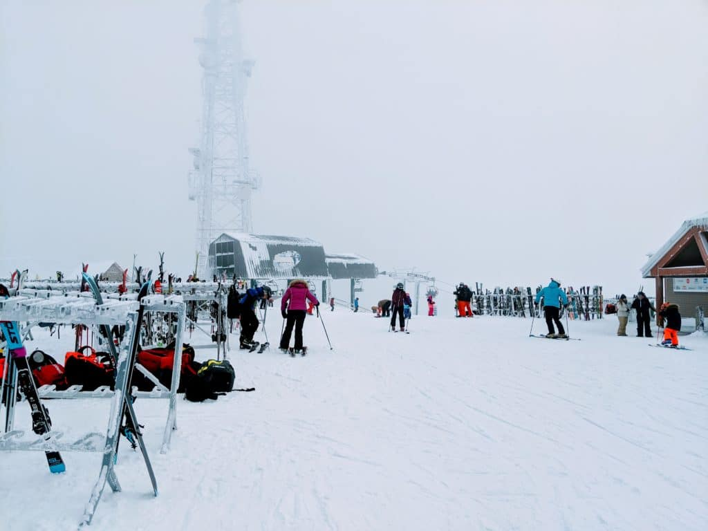 Top of Mont-Tremblant