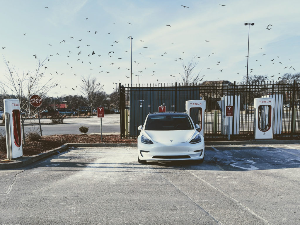 East Towne Mall Supercharger