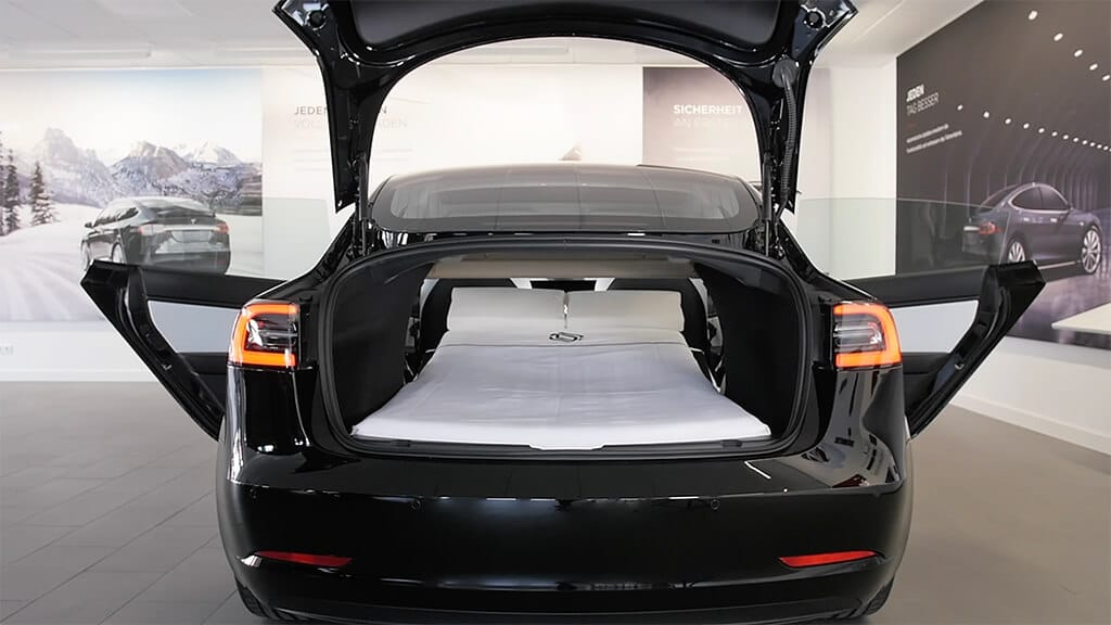 View of Dreamcase Setup in Model 3