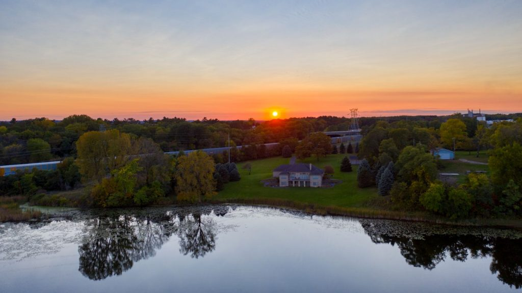 Portage Drone Photography