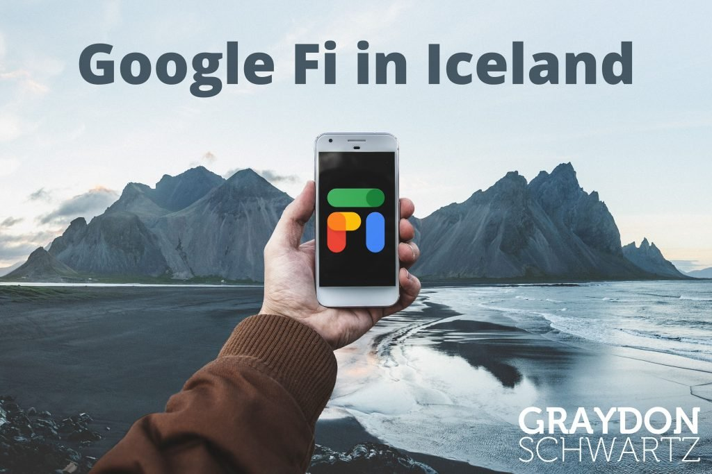 How Well Does Google Fi Work in Iceland?