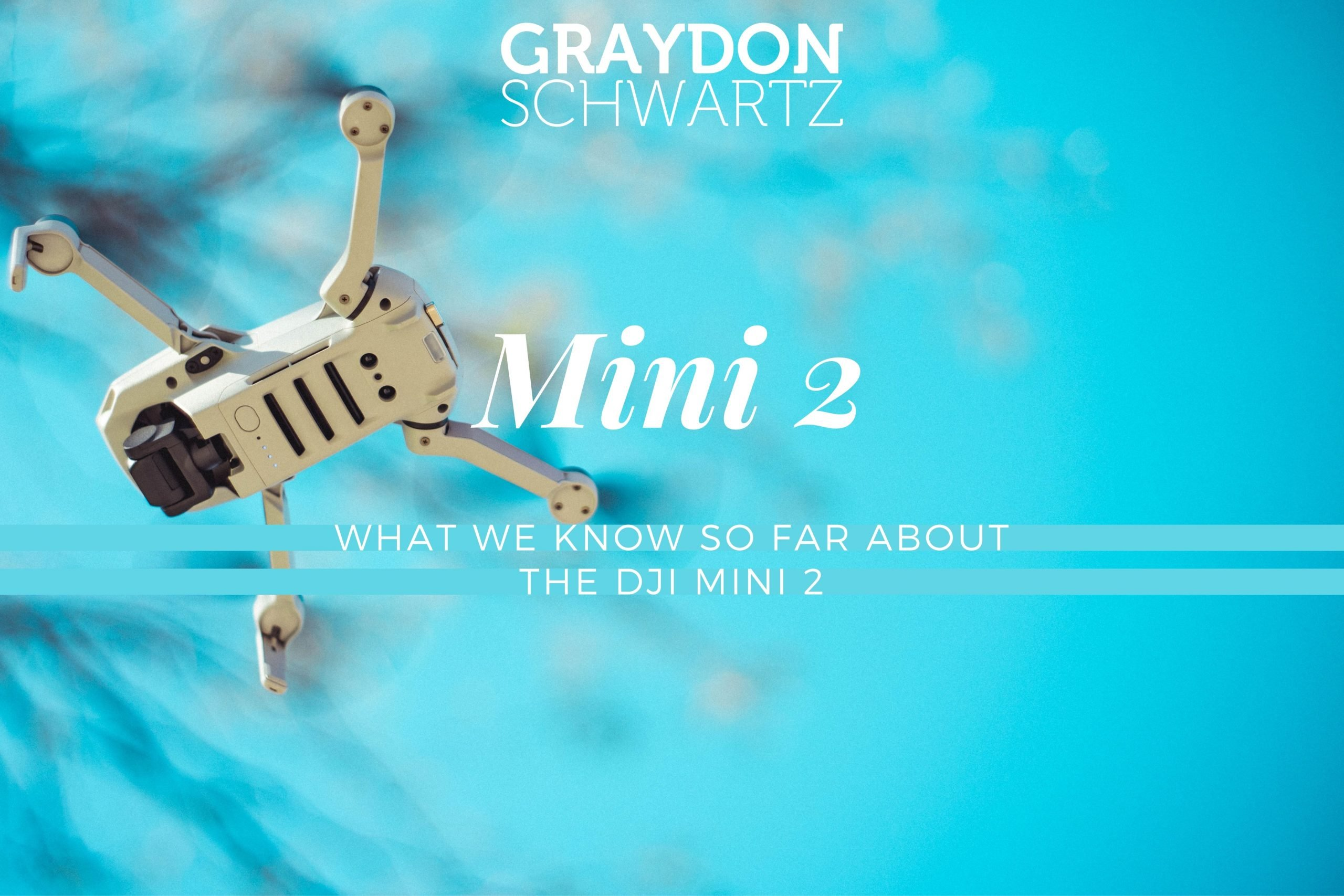 What We Know So Far About the DJI Mini 2