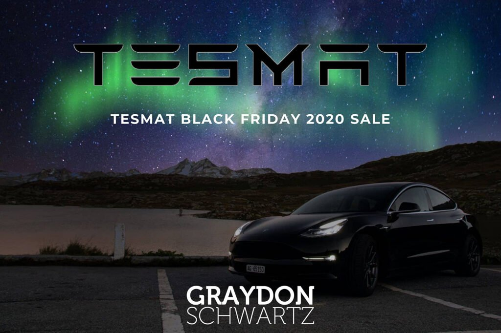 TESMAT Black Friday 2020 Sale