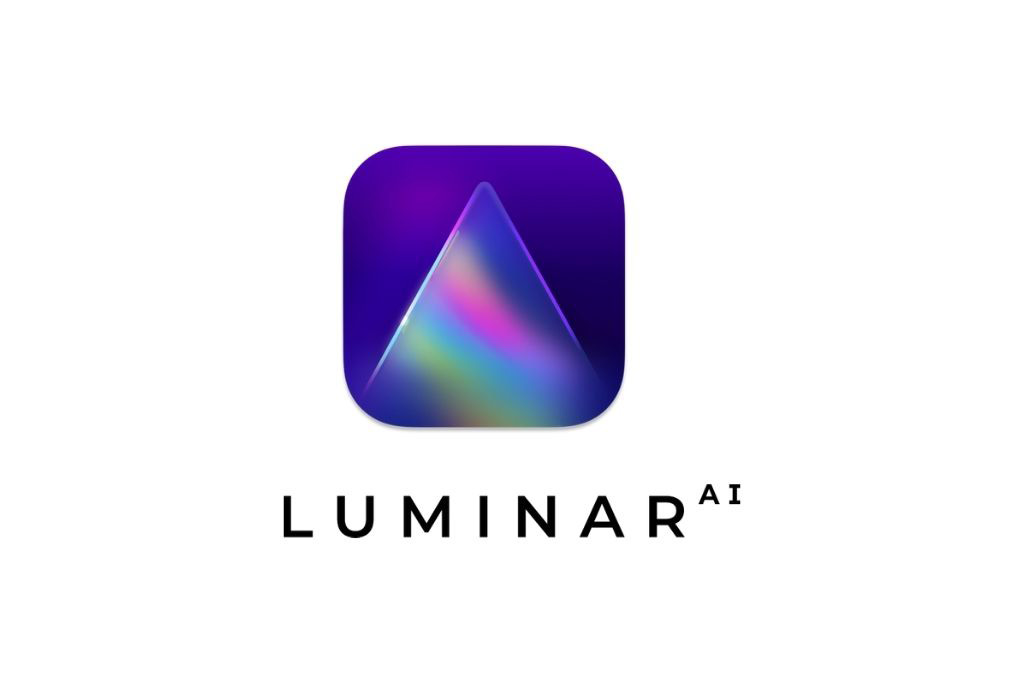 luminar ai logo for light backgrounds | graydonschwartz.com