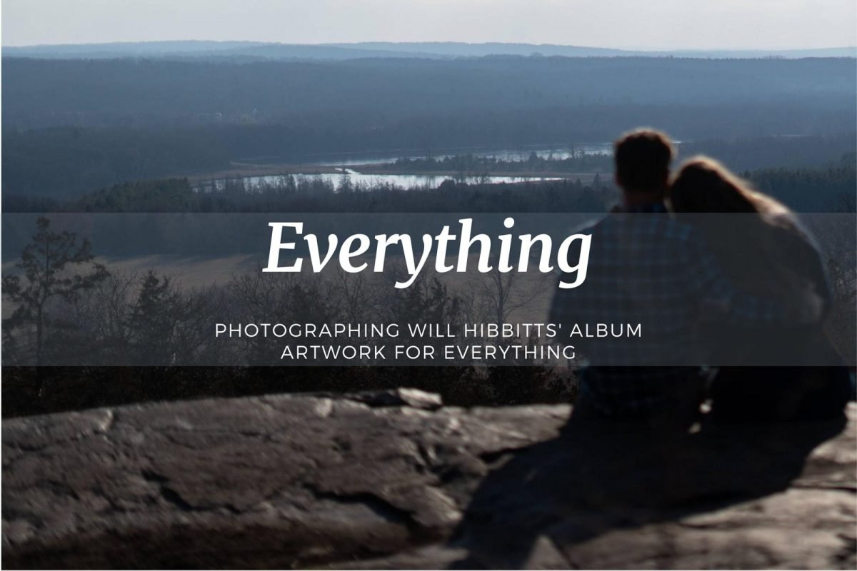 Photographing Will Hibbitts' Album Artwork For Everything