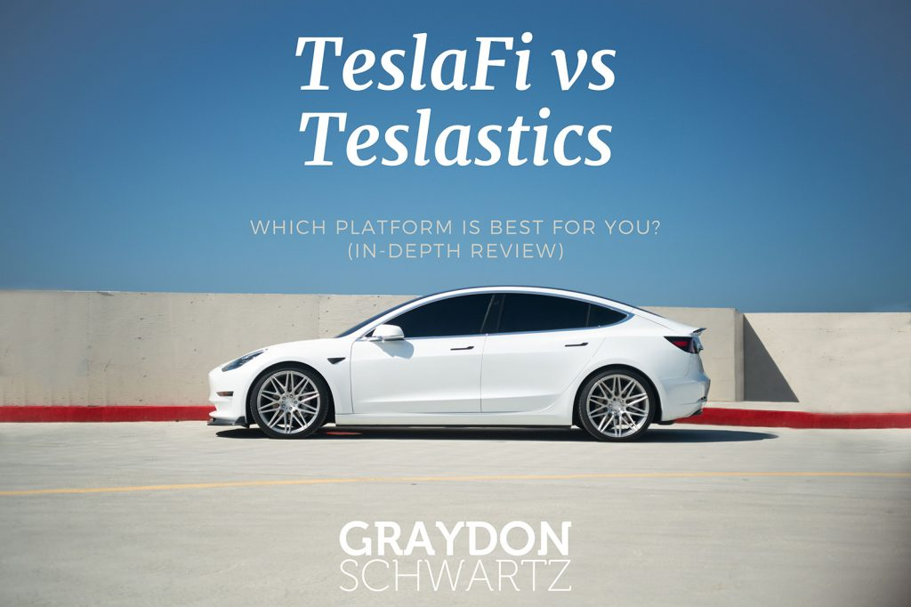 TeslaFi vs Teslastics – Which platform is best for you? (in-depth review)