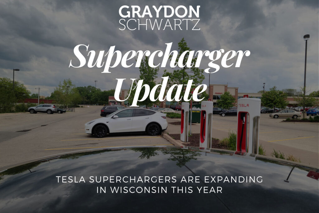 Tesla Superchargers Are Expanding in Wisconsin This Year