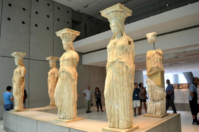 Travel to Athens: A guided visit at the New Acropolis Museum