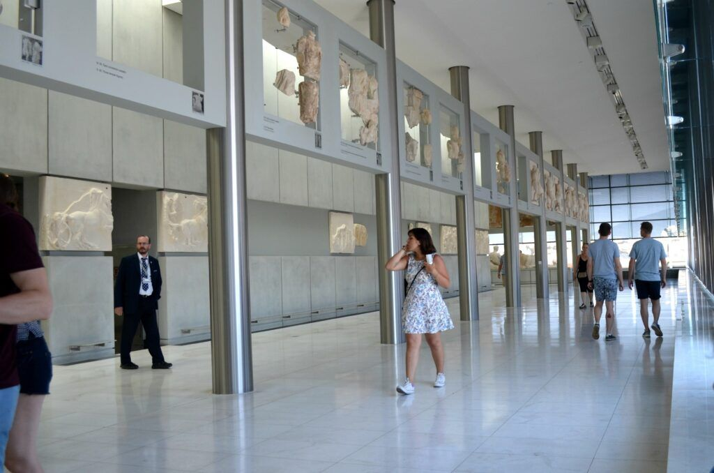 New Acropolis Museum-Greece, Athens, Athens, Greece