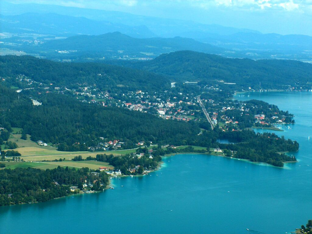 Holidays in Klagenfurt and Lake Worthersee, Austria
