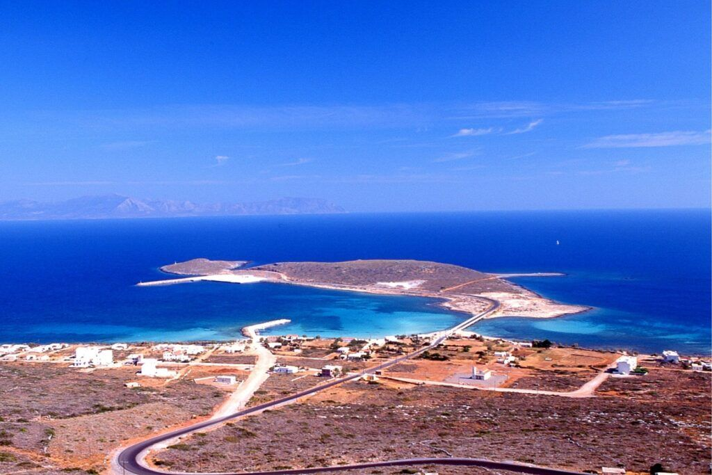 Ionian islands in Greece-kythira
