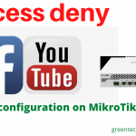 Firewall configuration on MikroTik Router