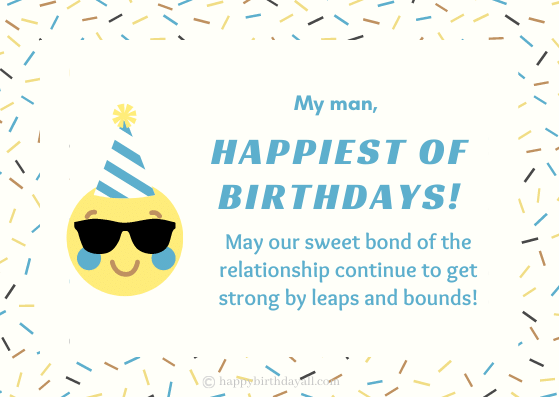 Short And Long Emotional Birthday Wishes For Boyfriend