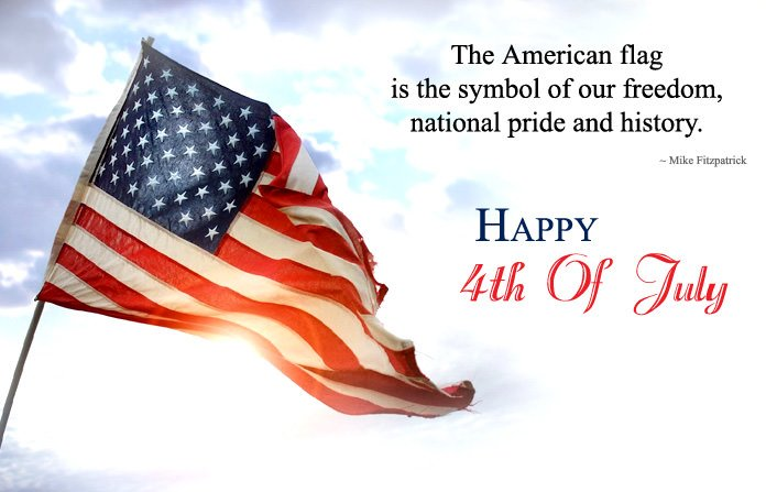 Happy 4th Of July Quotes Usa Independence Day Patriotic Quote Sayings