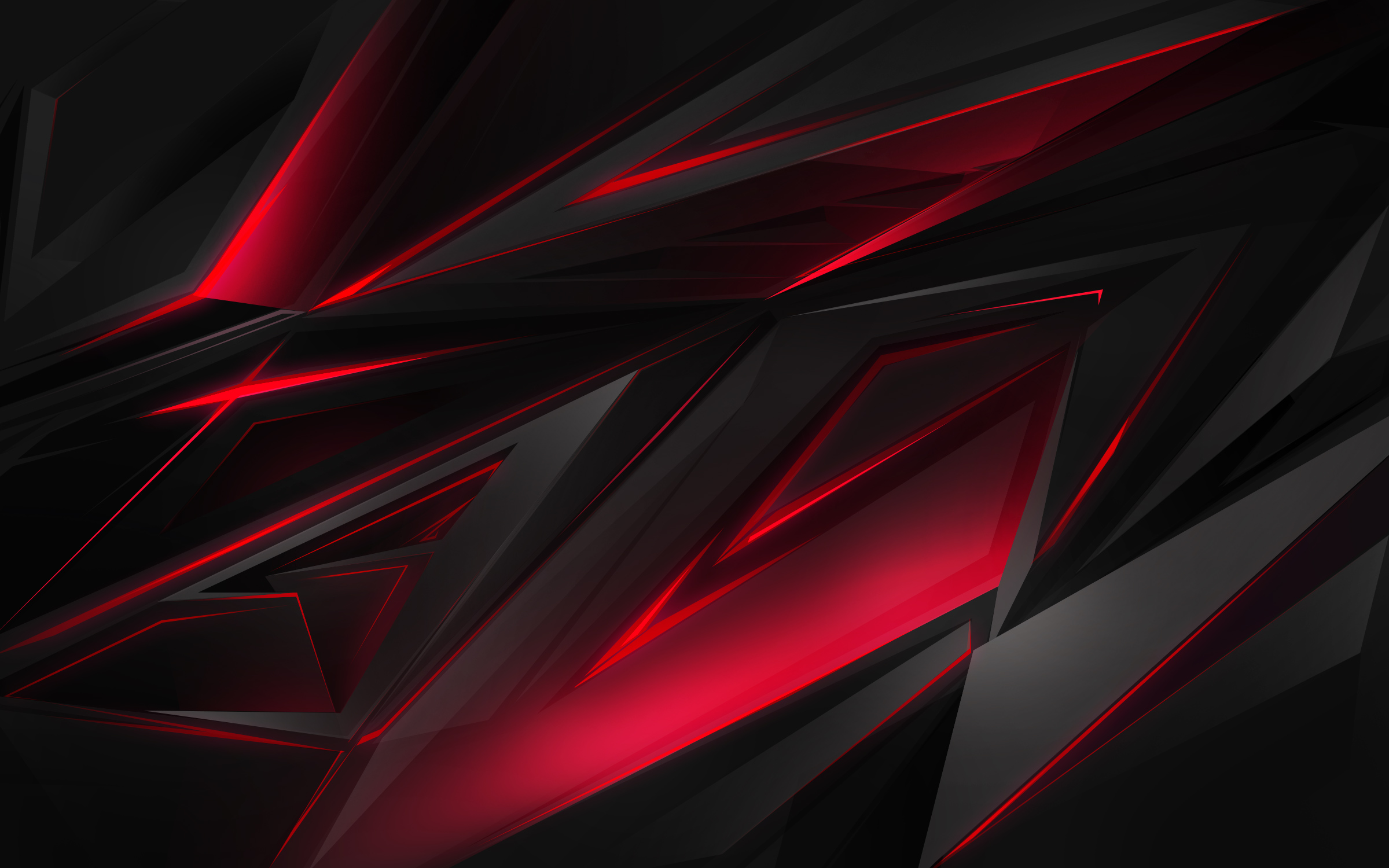 Abstract Dark Red Wallpaper Hd