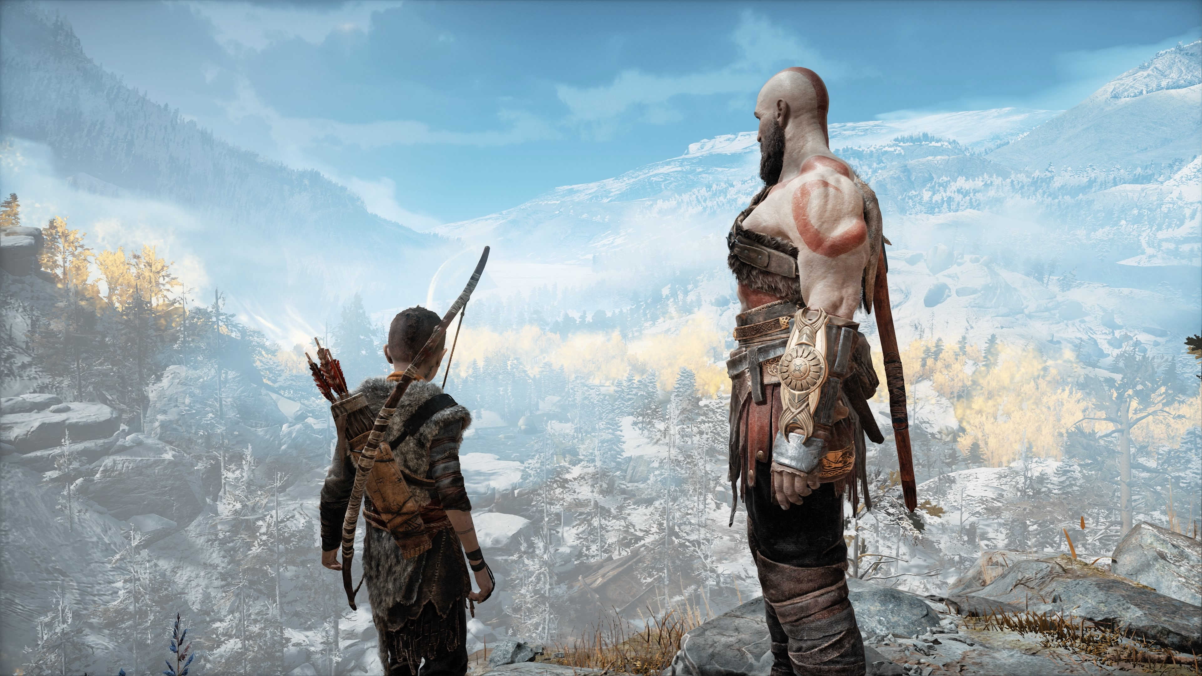 God Of War Wallpaper 4k For Android