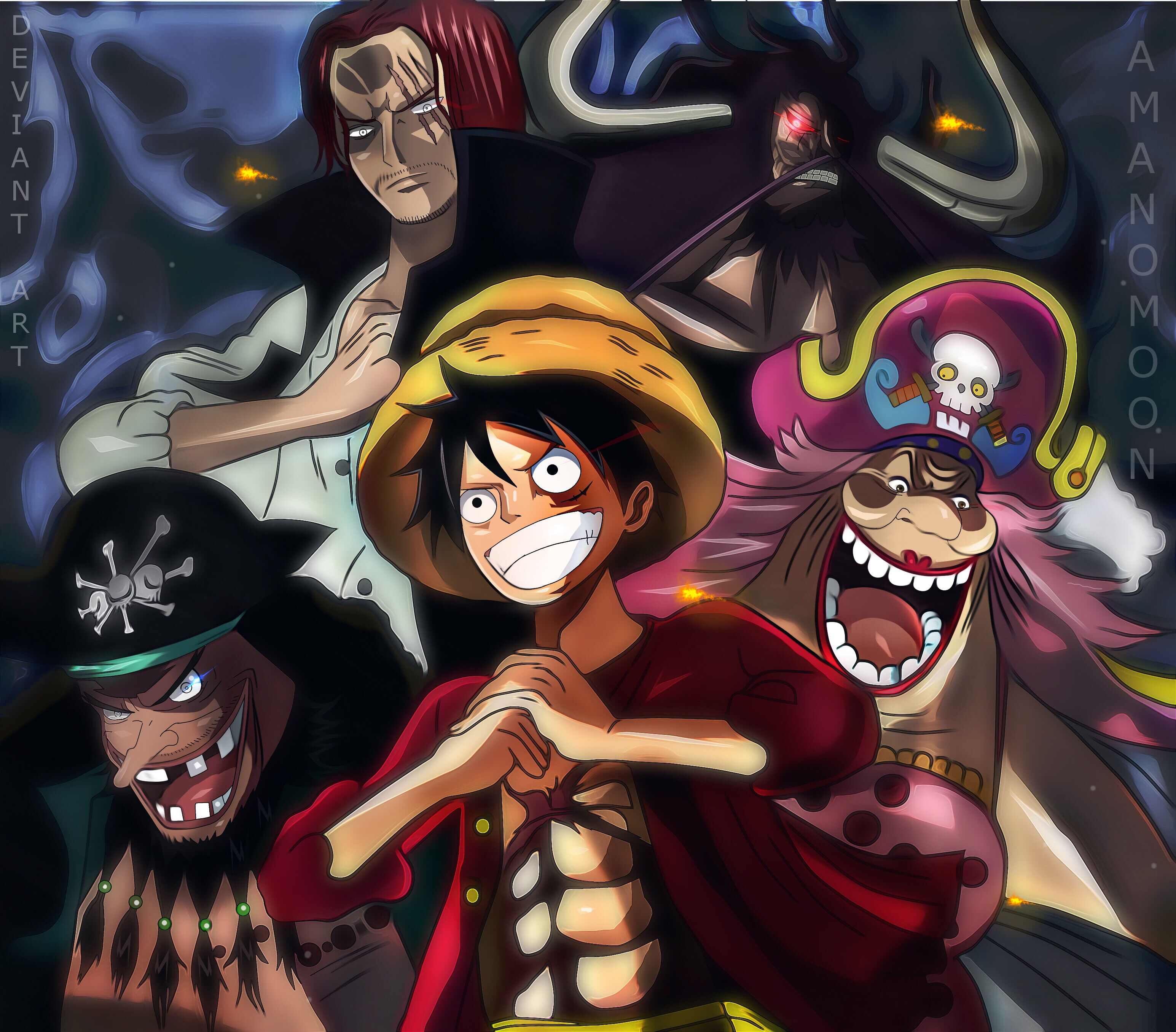 Android Home Screen Android One Piece Wallpaper 3d
