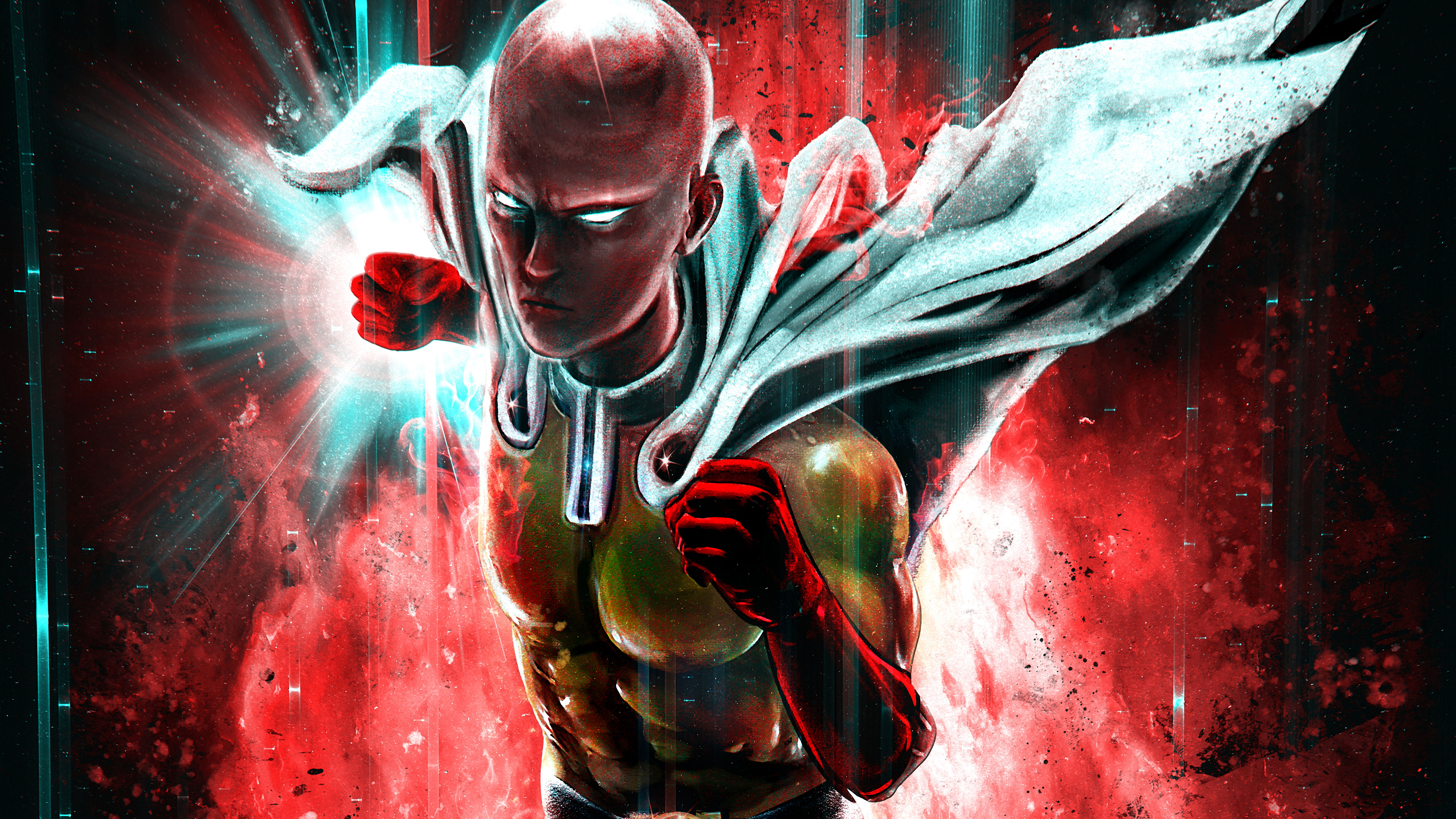Wallpaper Hd Anime One Punch Man