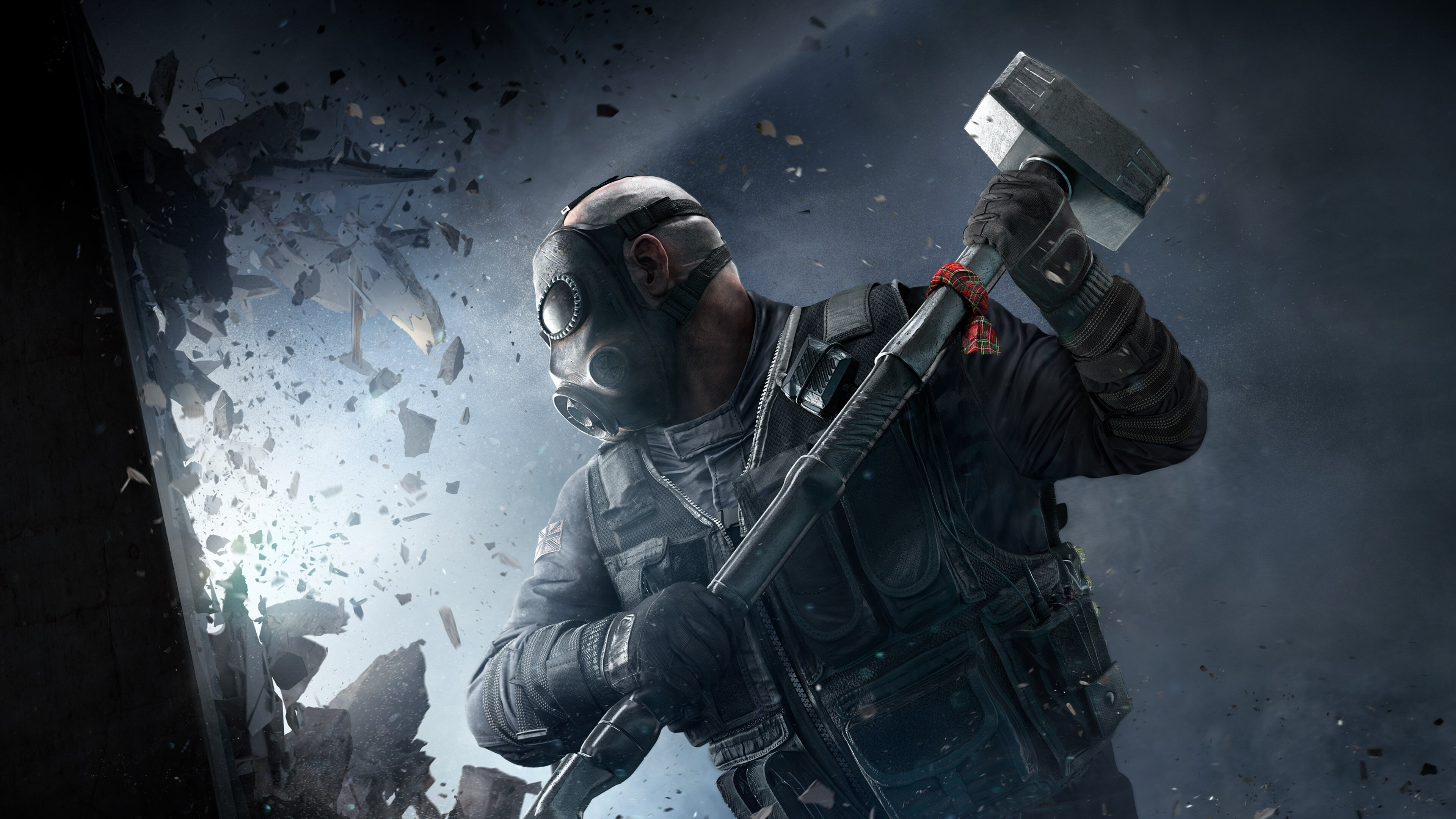 Wallpaper Rainbow Six Siege Pictures