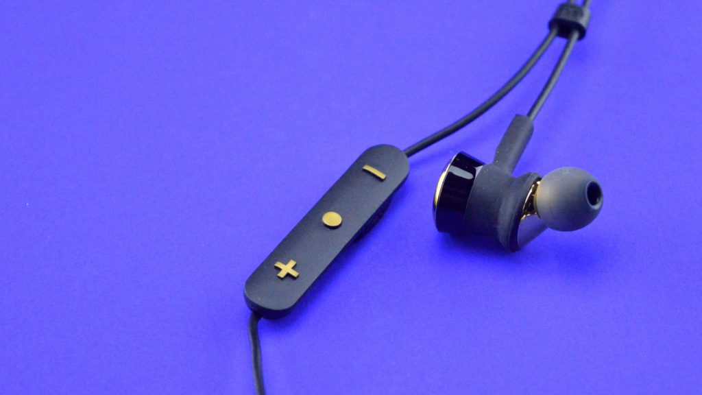 Monster Clarity HD In-Ear Headphones Black