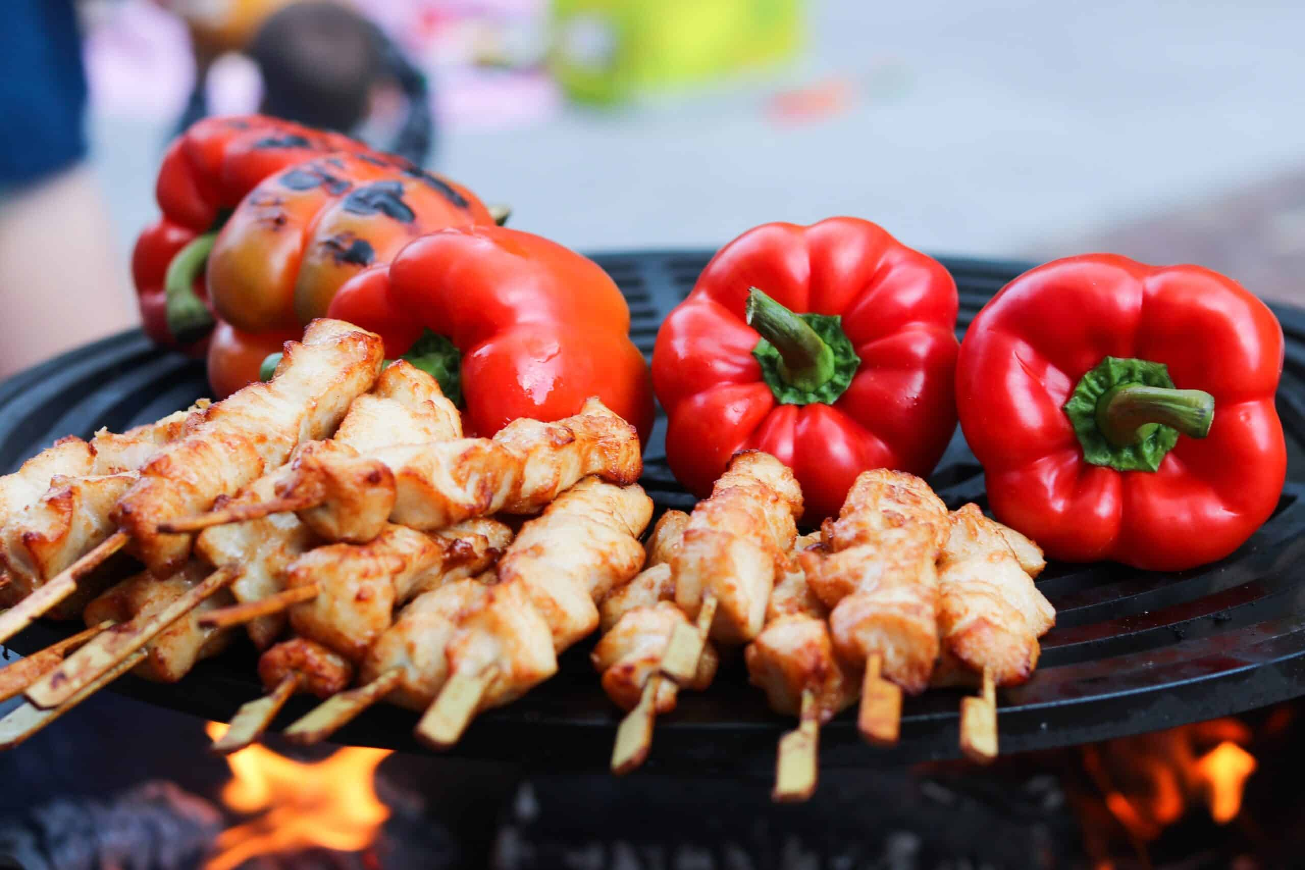 How To Have A Healthy Barbecue