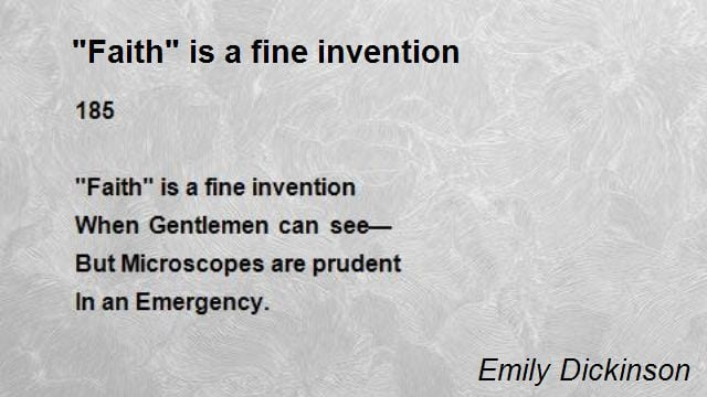 Emily Dickinson Nature Poems 5