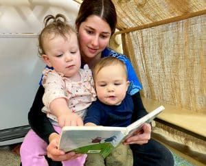 Benefits of reading Highfields child care
